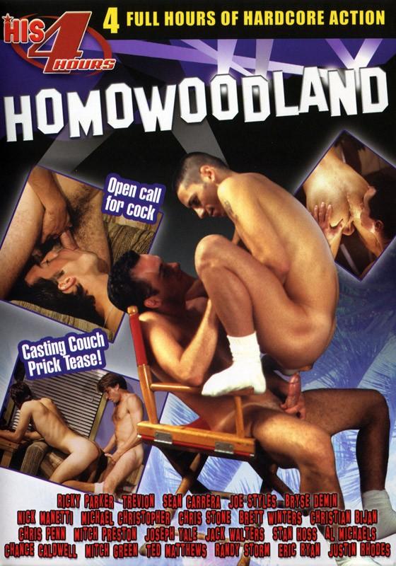 Homowoodland DVD - Front