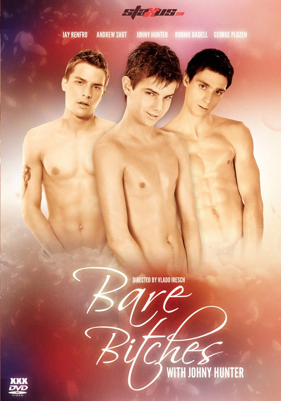 Bare Bitches DVD - Front