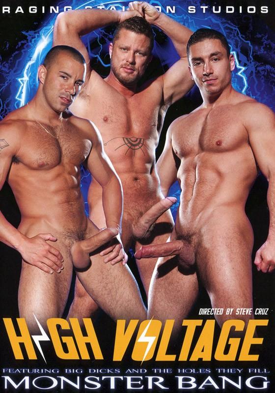 High Voltage DVD - Front
