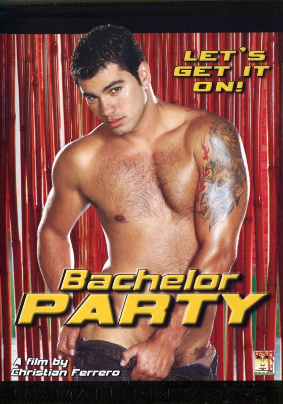 Bachelor Party- Lets's Get It On DVD - Front