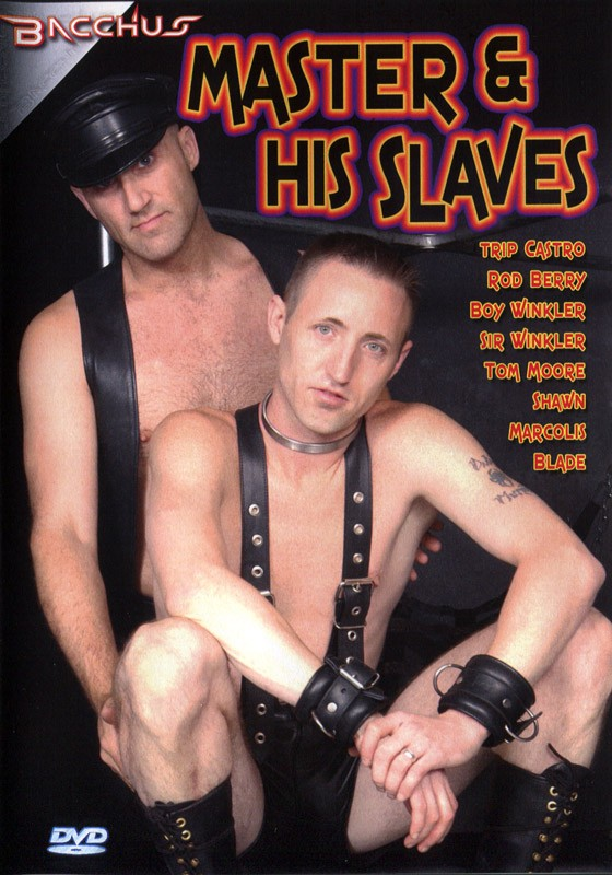 Master & His Slaves DVD - Front