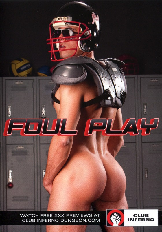 Foul Play DVD - Front