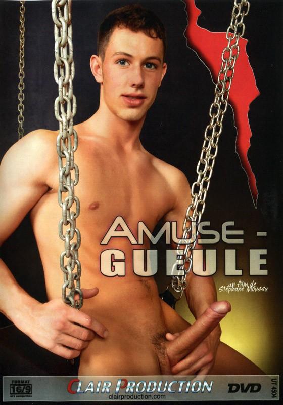 Amuse-Gueule DVD - Front