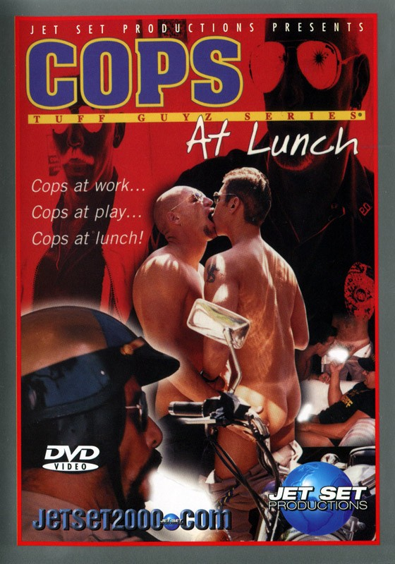 Cops at Lunch DVD - Front