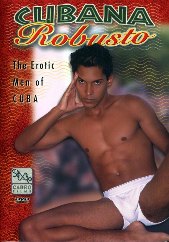 Cubana Robusto DVD - Front