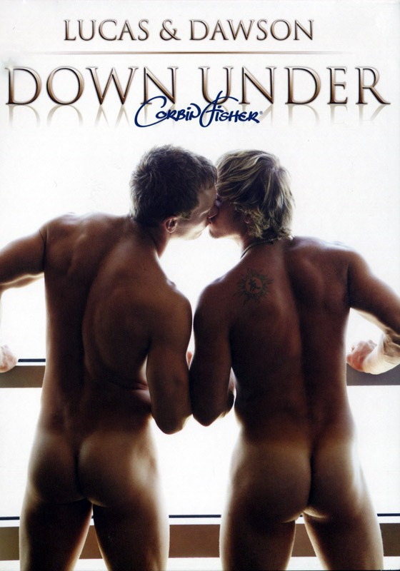 Lucas & Dawson: Down Under DVD - Front