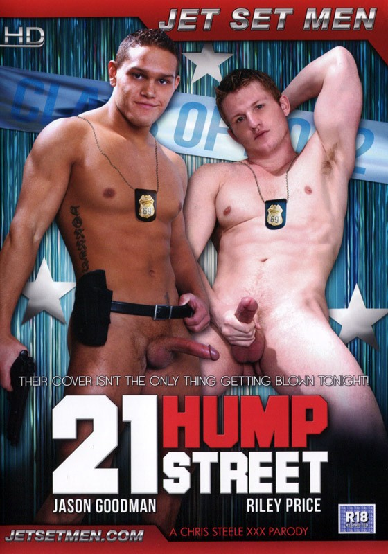 21 Hump Street DVD - Front