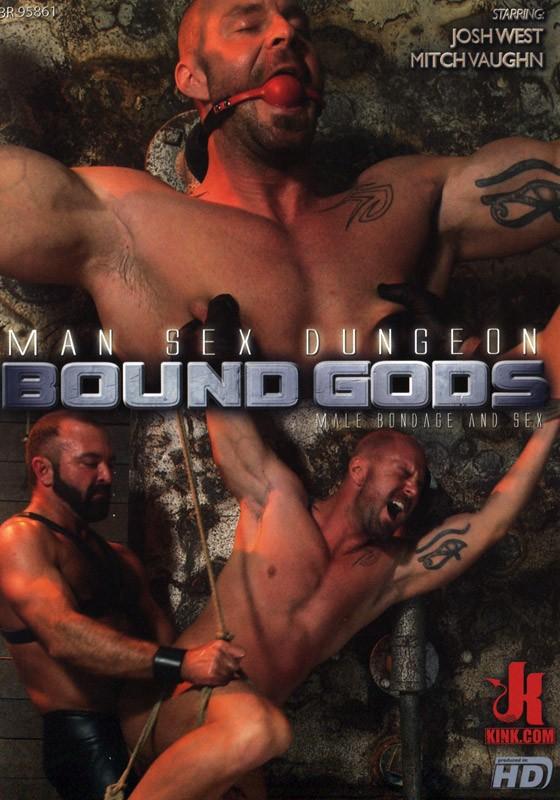 Bound Gods 11 DVD (S) - Front