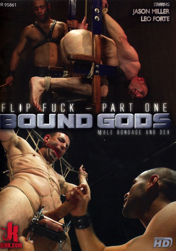 Bound Gods 12 DVD (S) - Front
