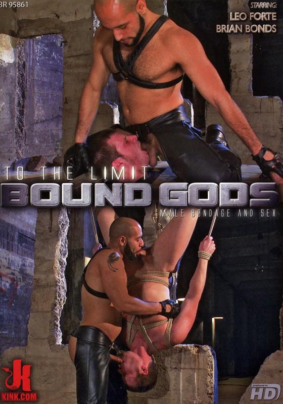 Bound Gods 16 DVD (S) - Front