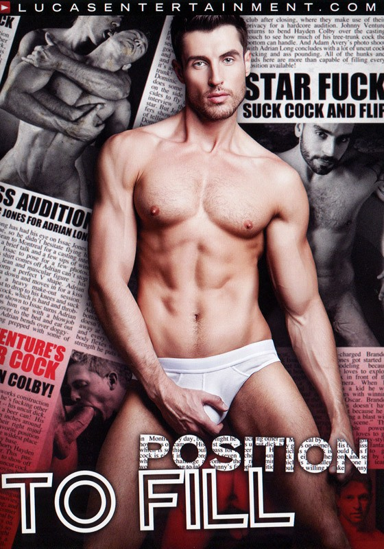 Position To Fill DVD - Front