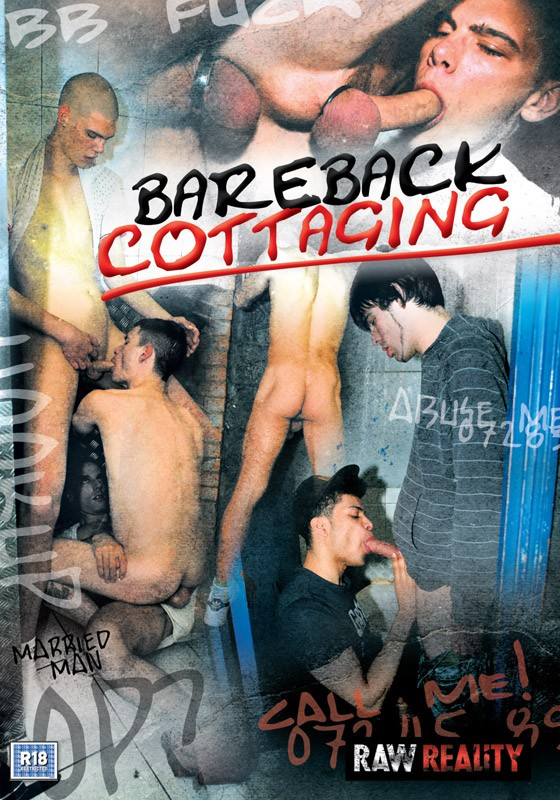 Bareback Cottaging DVD - Front