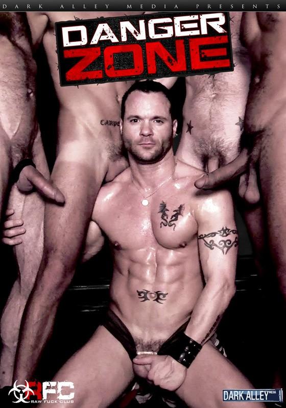 Danger Zone DVD - Front