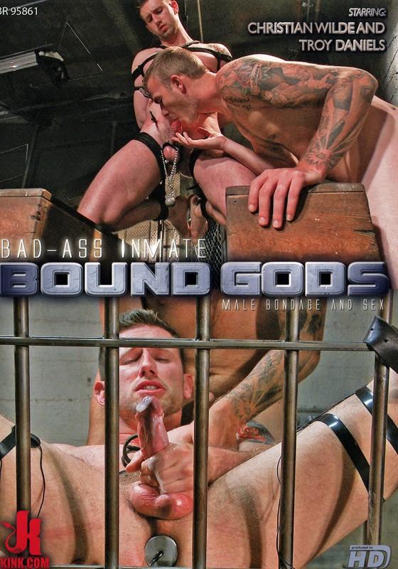 Bound Gods 21 DVD (S) - Front