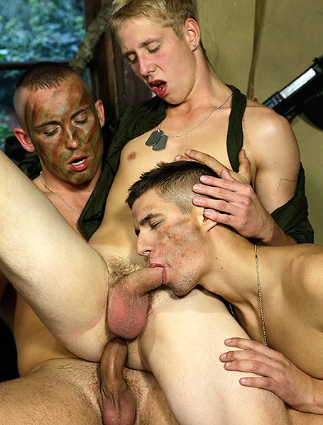 Band Of Bareback Brothers 1 DVD - Gallery - 007