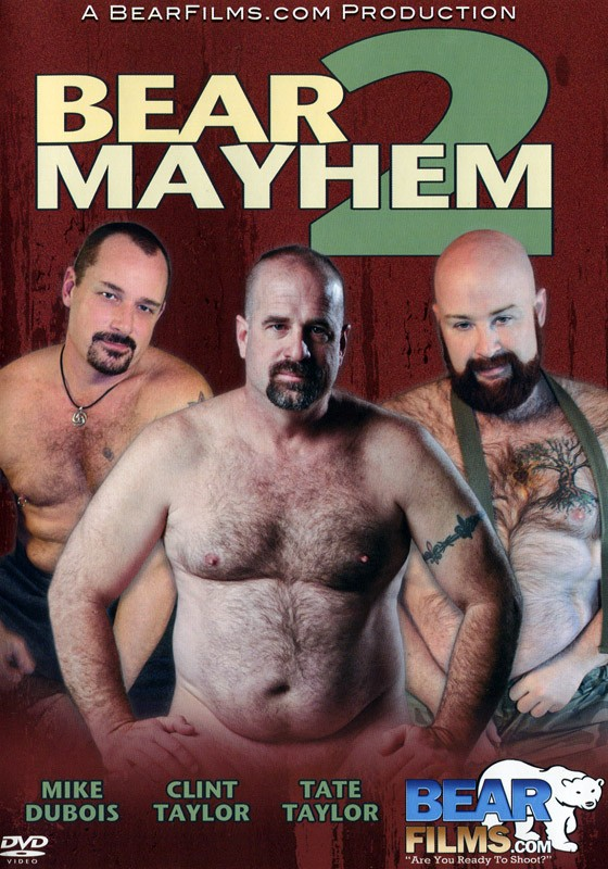 Bear Mayhem 2 DVD - Front