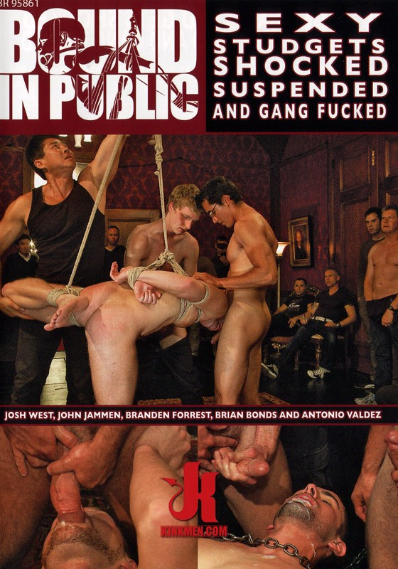 Bound In Public 23 DVD (S) - Front