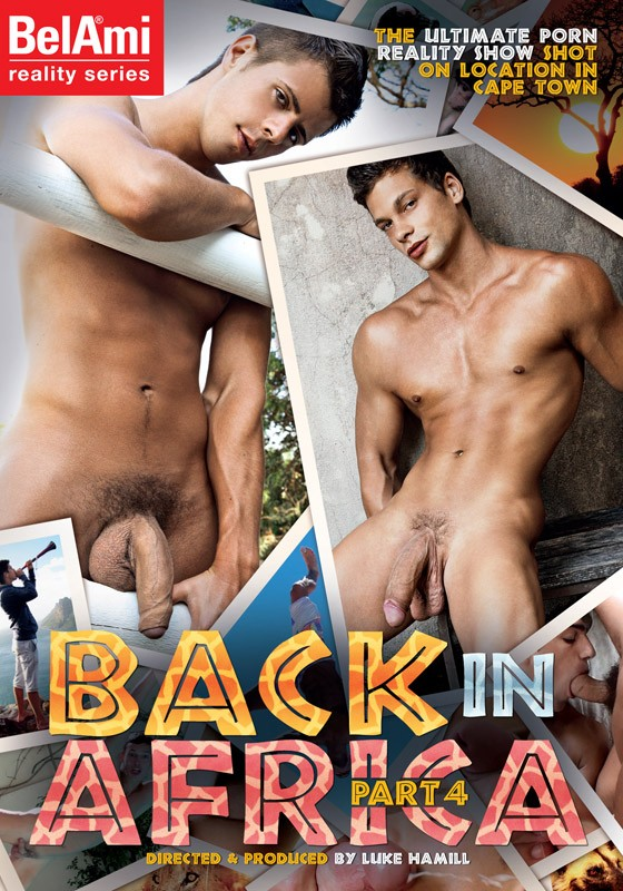 Back in Africa Part 4 DVD - Front