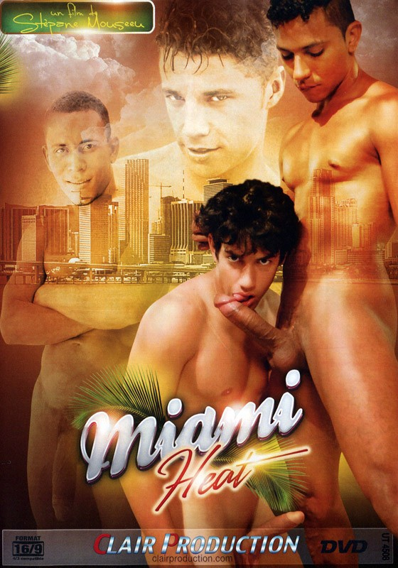 Miami Heat DVD - Front