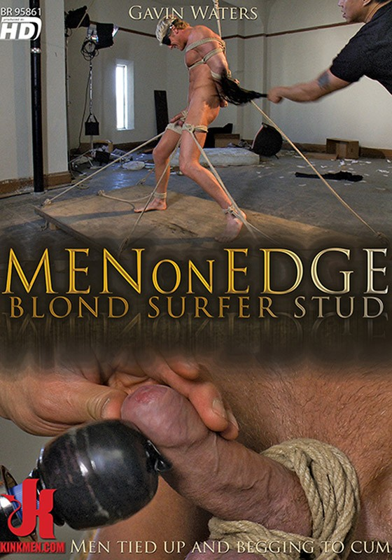 Men On Edge 4 DVD (S) - Front