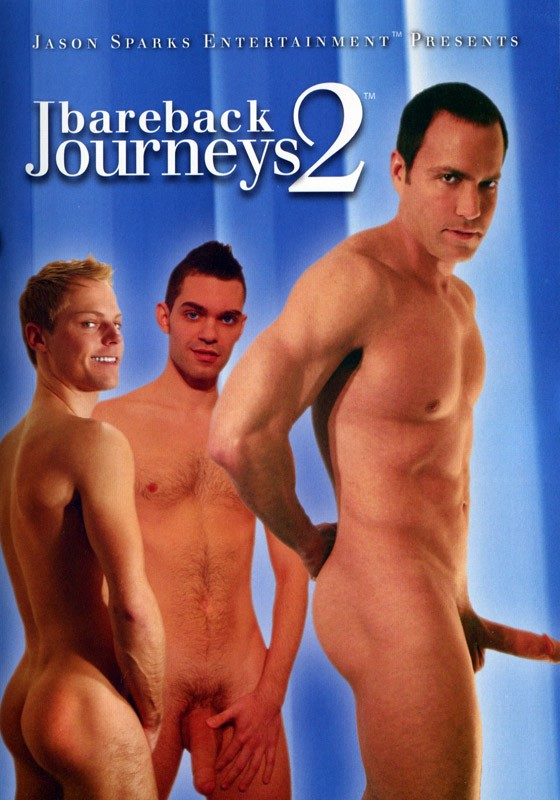 Bareback Journeys 2 DVD - Front