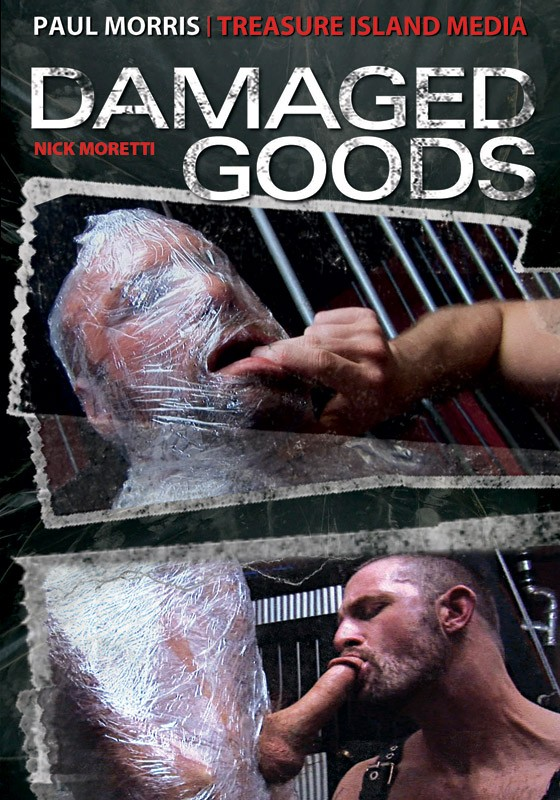 Damaged Goods DVD - Front