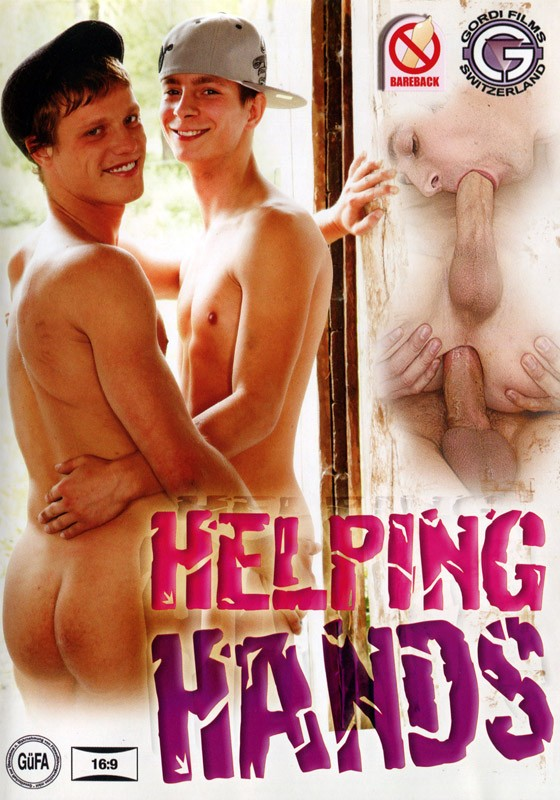 Helping Hands DVD - Front