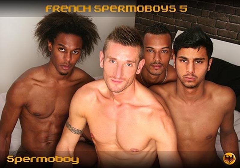 French Spermoboys 5: Enjoy French Cream DOWNLOAD - Große Schwänze - Körperbau - Downloads