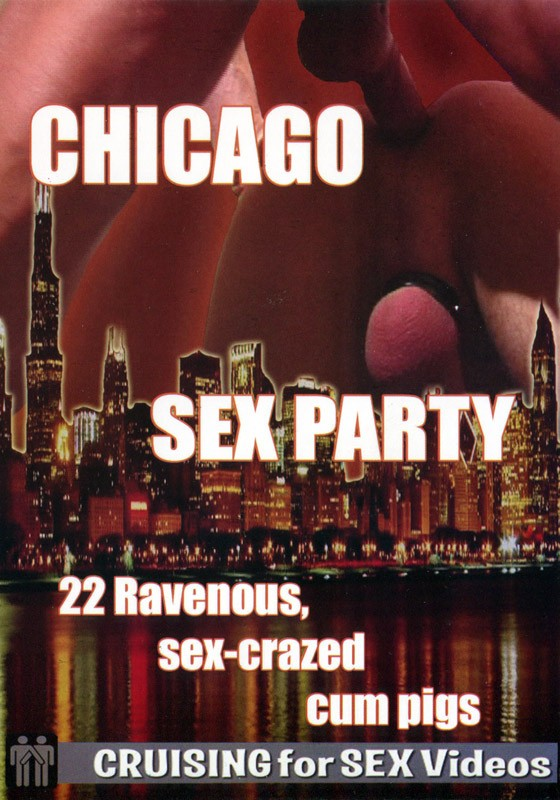 Chicago Sex Party DVD - Front