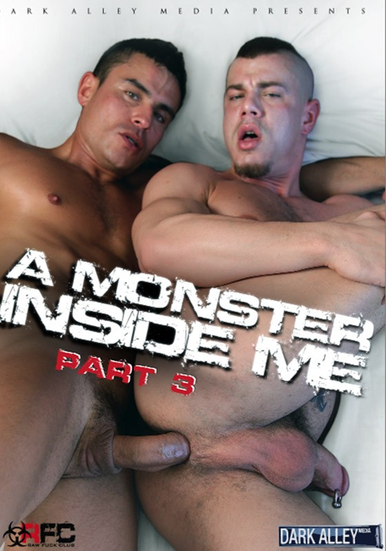 A Monster Inside Me 3 DVD - Front