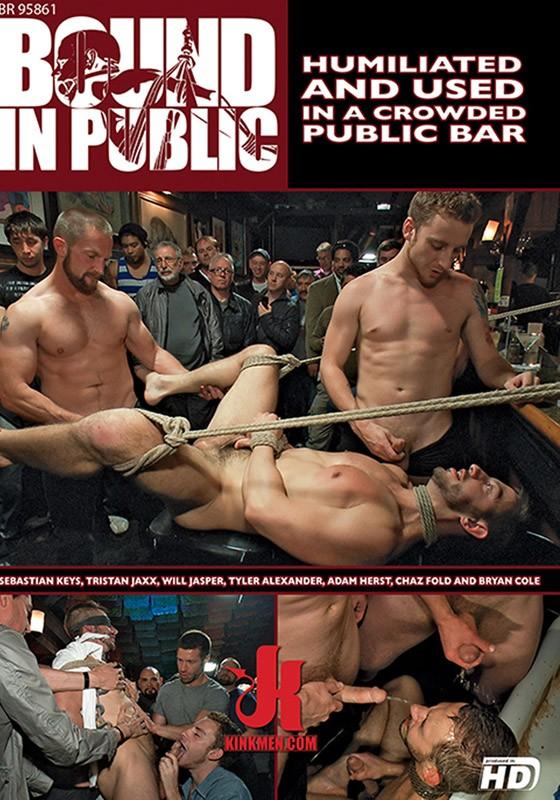 Bound In Public 34 DVD (S) - Front