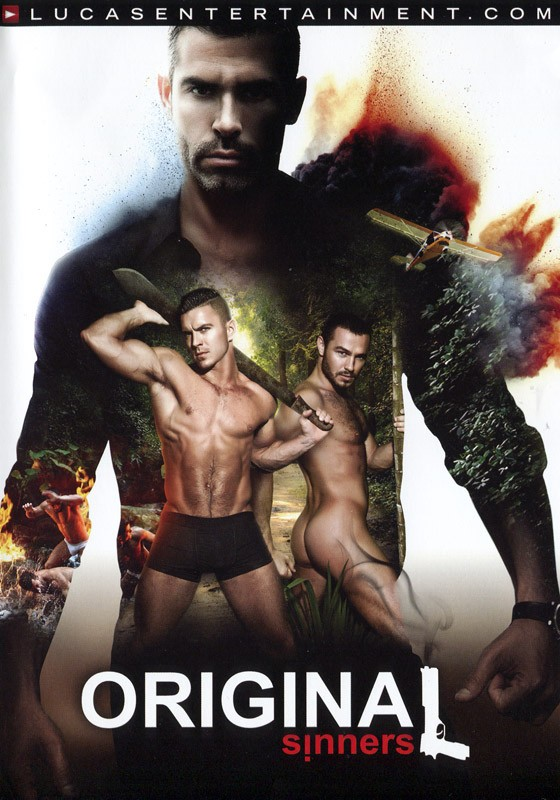 Original Sinners DVD - Front