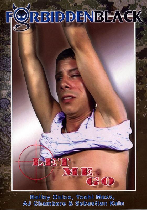Let Me Go DVD - Front