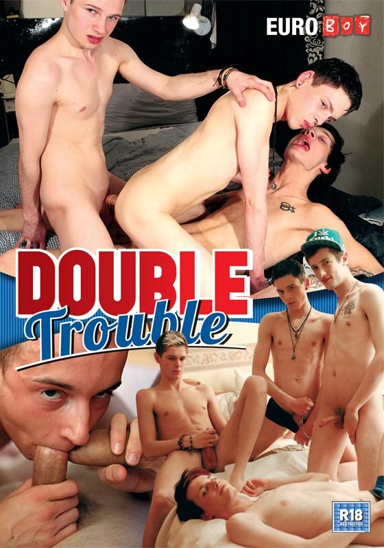 Double Trouble (Euroboy) DVD - Front