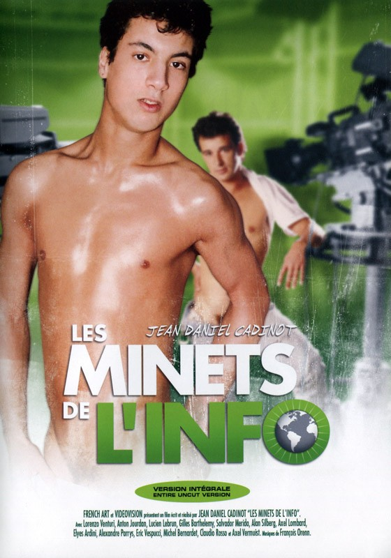 Les Minets de l'Info DVD - Front