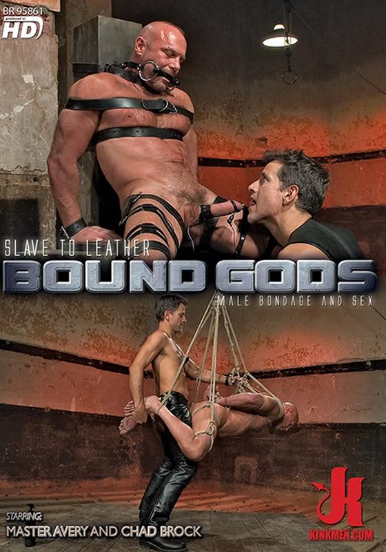 Bound Gods 32 DVD (S) - Front