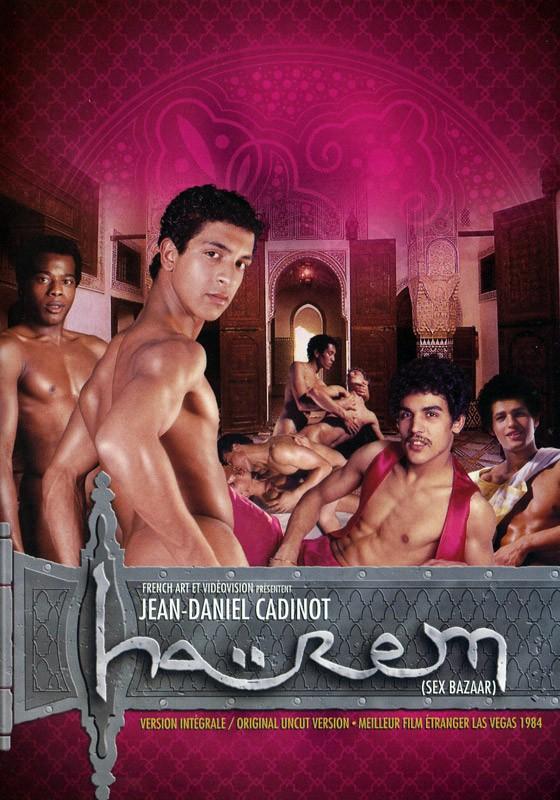 Harem DVD - Front