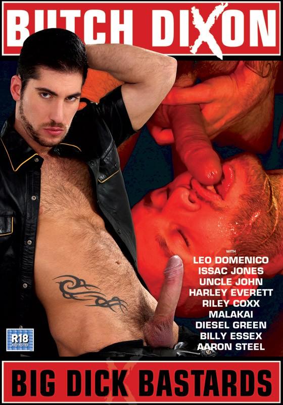 Big Dick Bastards DVD - Front