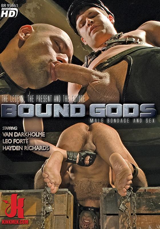 Bound Gods 33 DVD (S) - Front