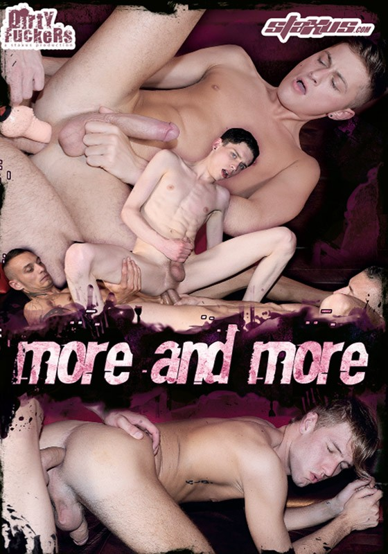 More And More (Staxus) DVD - Front