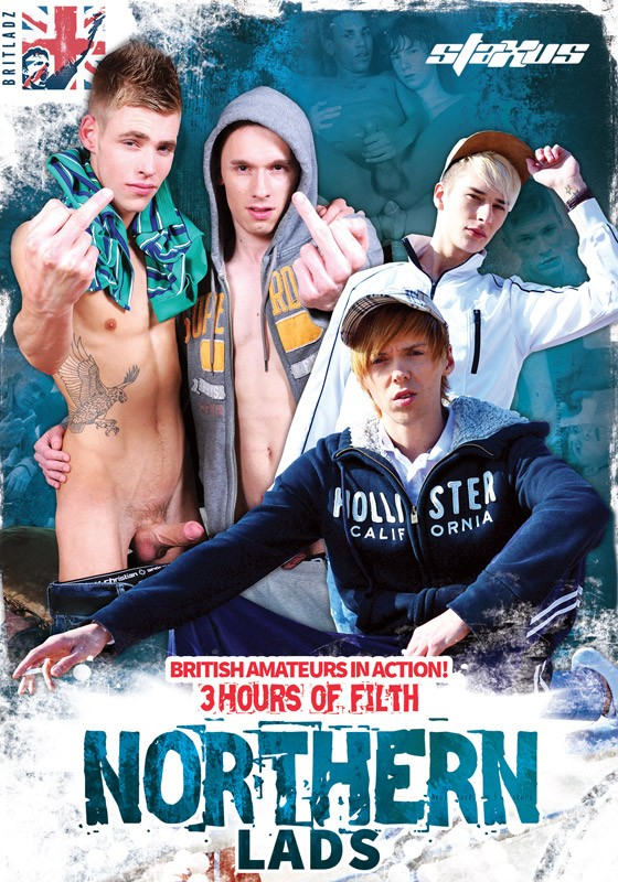 Northern Lads DVD - Front