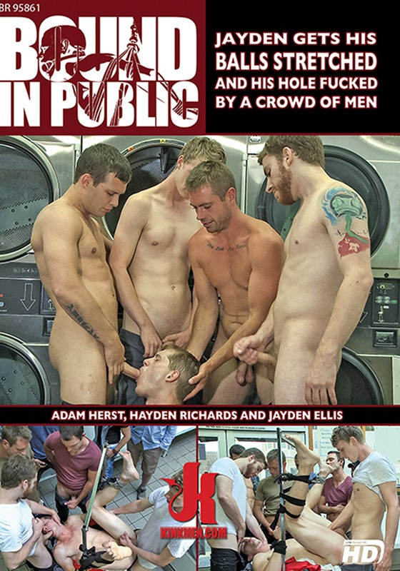 Bound In Public 44 DVD (S) - Front