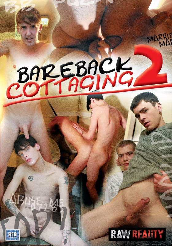 Bareback Cottaging 2 DVD - Front