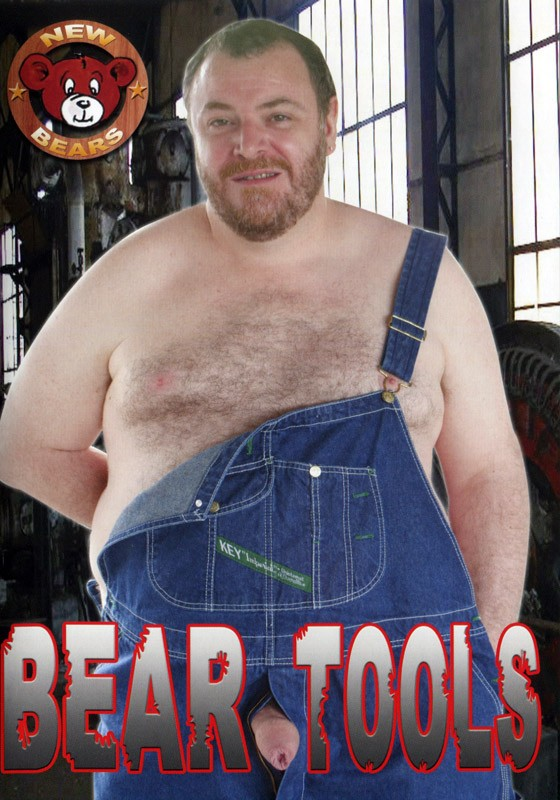 Bear Tools DVD - Front