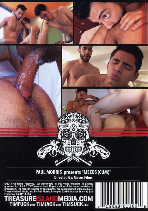 Mecos DVD - Back