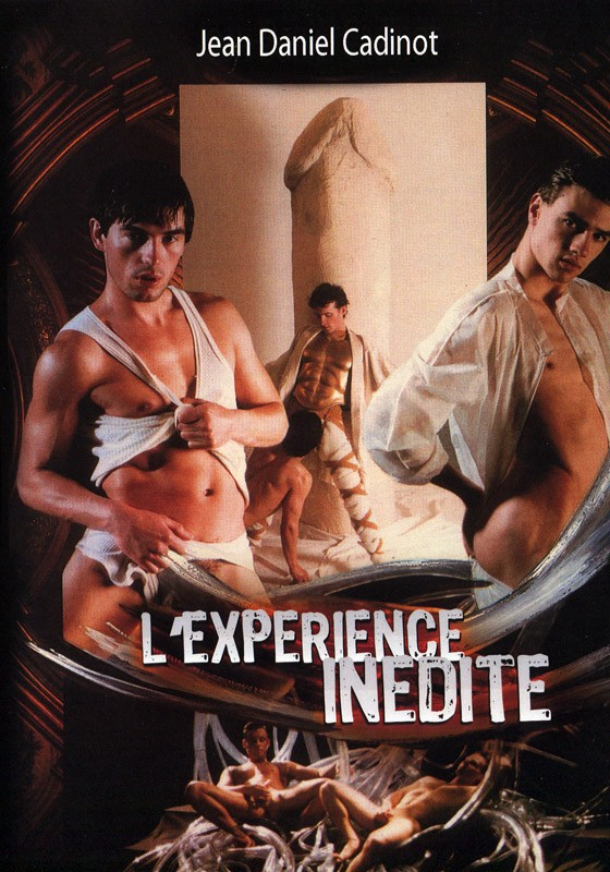 L'Experience Inedite DVD - Front