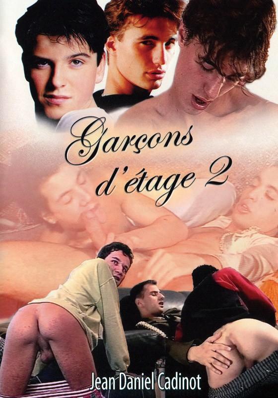 Garçons d'étage 2 DVD - Front