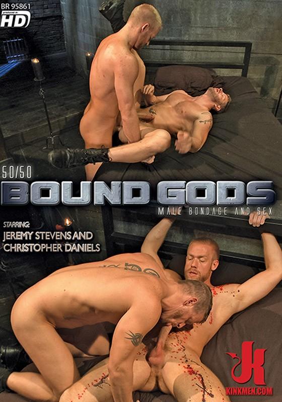 Bound Gods 37 DVD (S) - Front