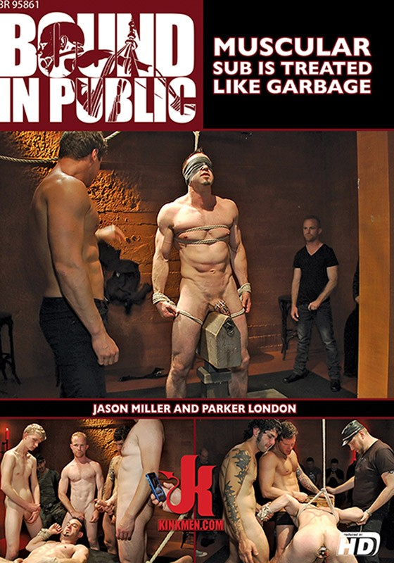 Bound In Public 48 DVD (S) - Front