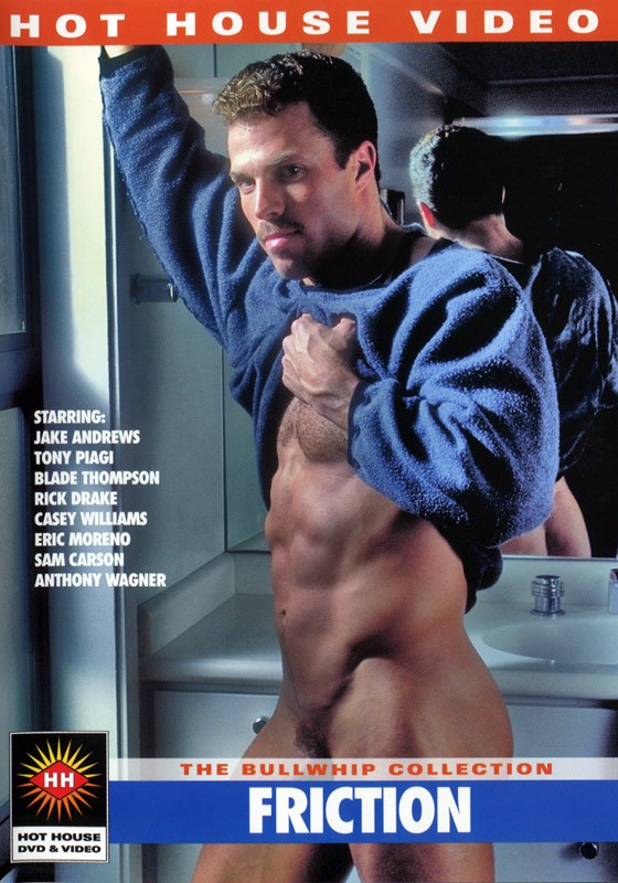 Friction DVD - Front